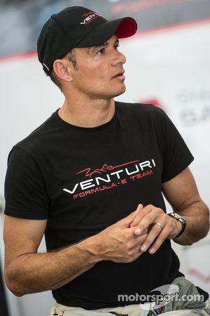 Stéphane Sarrazin, Venturi
