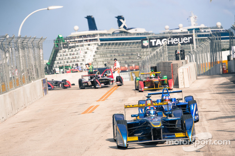 Suasana ePrix Miami 2015