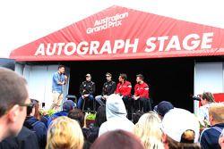 Will Buxton, Lotus F1 Takımı ve Pastor Maldonado, Lotus F1 Takımı