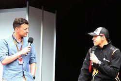 Will Buxton, Lotus F1 Takımı