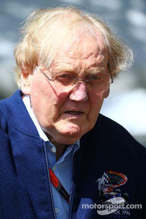 Ron Walker, Chairman of the Australian GP Corporation