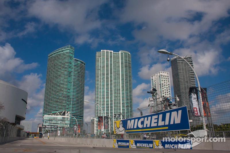 Miami street circuit