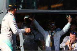 Ganador Lewis Hamilton, Mercedes AMG F1