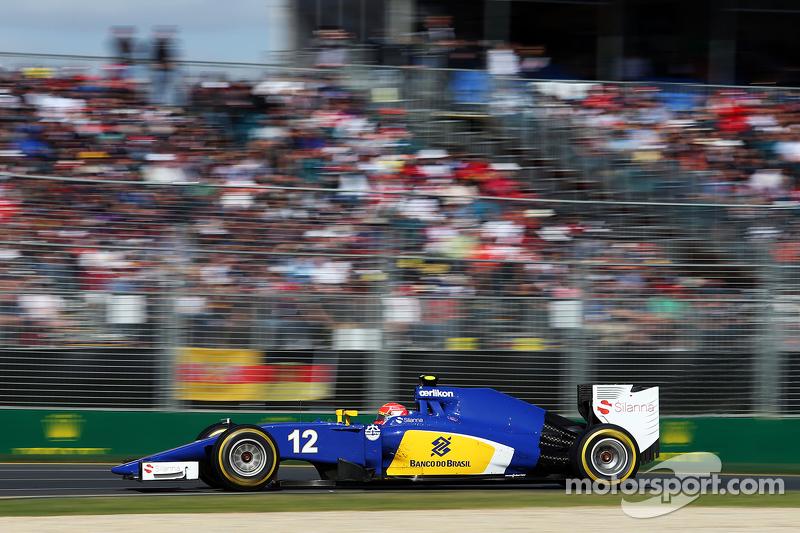 En los últimos años, el Banco do Brasil fue el principal patrocinador de Sauber durante la etapa de Felipe Nasr en el equipo.