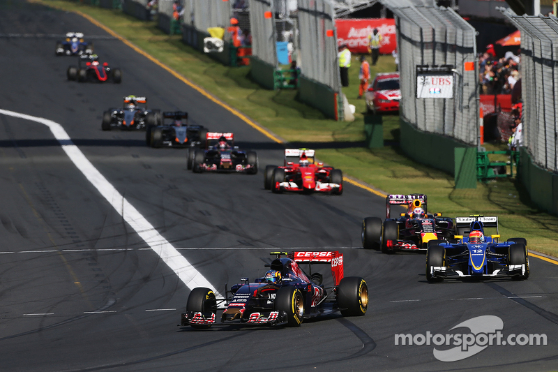 Гран При Австралии, 15 марта. Карлос Сайнс