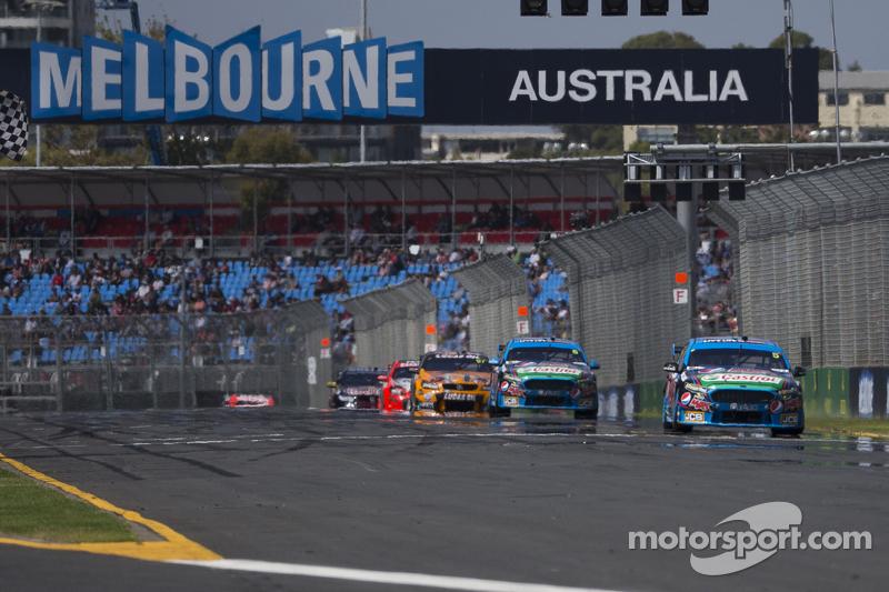 Марк Вінтерботтом, Prodrive Racing Australia Ford