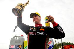 Ganador de Top Fuel Spencer Massey