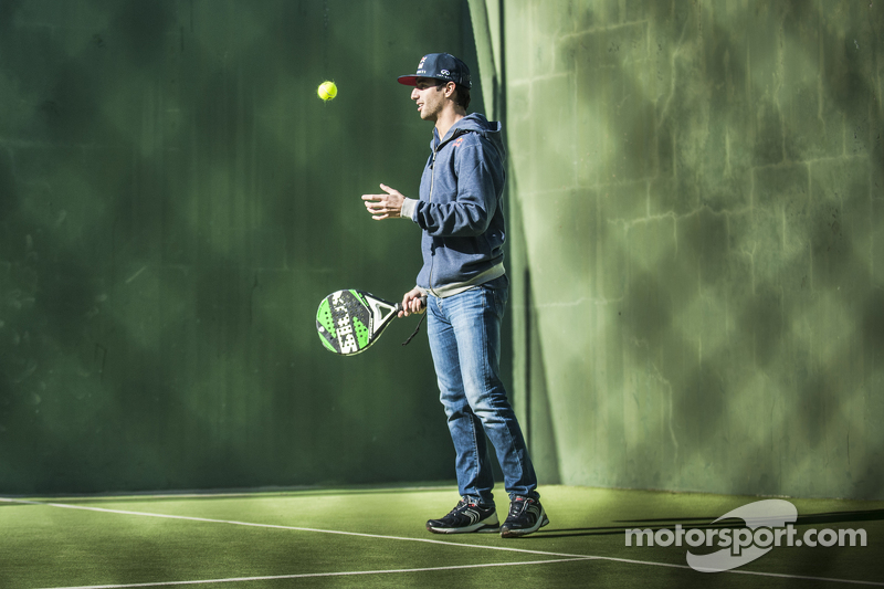 Daniel Ricciardo, Red Bull Racing, spielt Kricket
