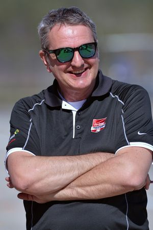 Tino Belli, IndyCar director of aerodynamic development