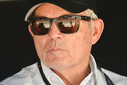 Mike Hull, director gerente de Chip Ganassi Racing