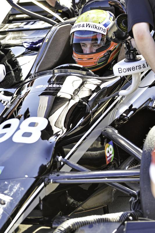 Gabby Chaves, Bryan Herta Autosport, Honda