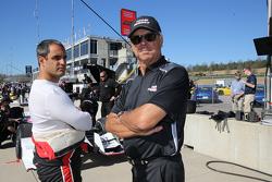 Juan Pablo Montoya, Team Penske Chevrolet e Rick Mears