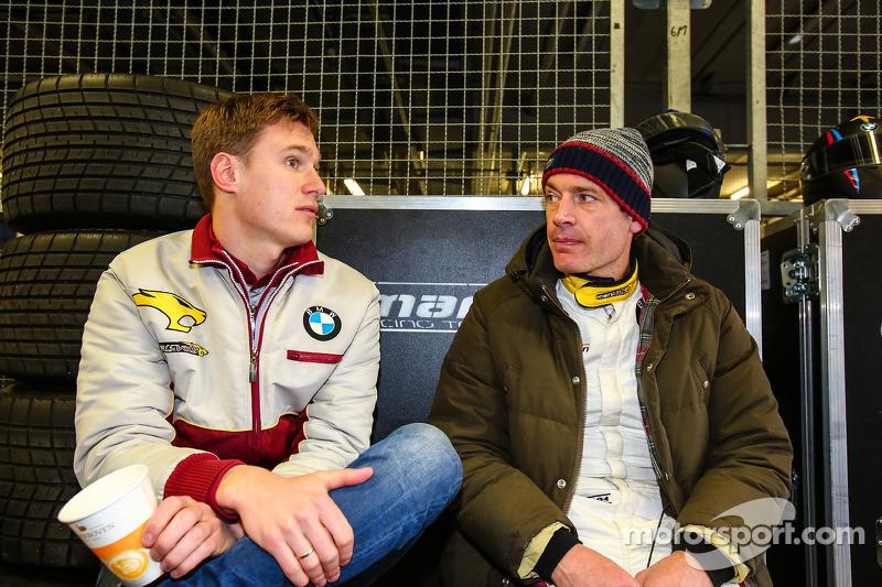 Richard Westbrook, Nicky Catsburg, BMW Sports Trophy Team Marc VDS
