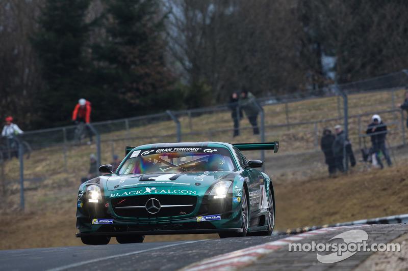 Black Falcon, Mercedes SLS AMG