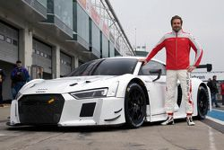 Markus Winkelhock, Audi R8 LMS