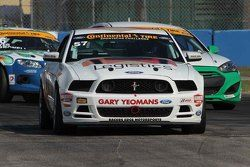 #57 Racers Edge Motorsports, Mustang Boss 302R: Louis-Philippe Montour, Nick Galante