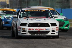 #57 Racers Edge Motorsports, Mustang Boss 302R: Louis-Philippe Montour, Nick Galante
