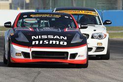 #41 Doran Racing,尼桑370Z: Bryan Heitkotter, Nick McMillen