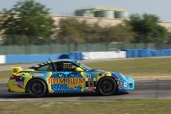 #13 Rum Bum Racing, Porsche 997: Matt Plumb, Hugh Plumb