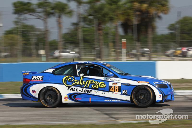 #48 Fall-Line Motorsports, BMW M3: Tonis Kasemets, Mark Boden