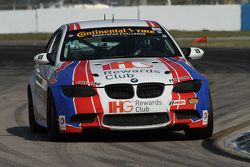 #46 Fall-Line Motorsports BMW M3: Trent Hindman, Ashley Freiberg, John Edwards