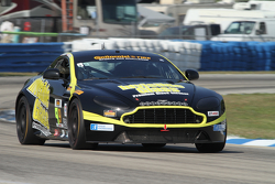 #99 Automatic Racing Aston Martin: Rob Ecklin, Steve Phillips