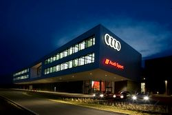 Instalación Neuberg de Audi