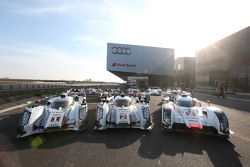 Le Mans winnende prototypes 2000-2014