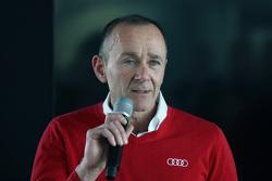 Jörg Zander, directeur d'Audi Sport engineering