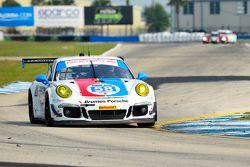 #58 Wright Motorsports, Porsche 911 GT America: Madison Snow, Jan Heylen, Emilio Valverde