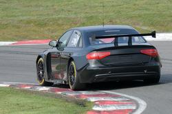Rob Austin, Racing Audi A4