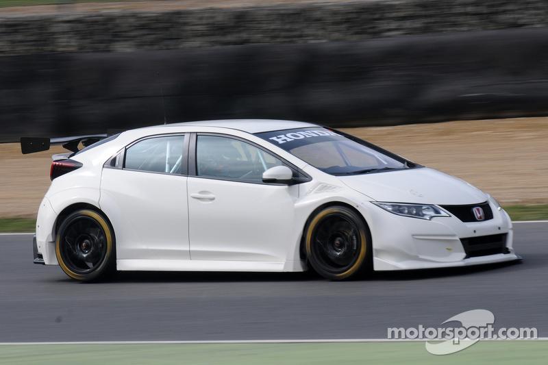 Метт Ніл, Honda Racing Civic Type R