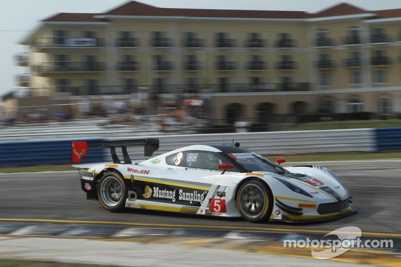2015: #5 Action Express Racing, Corvette DP