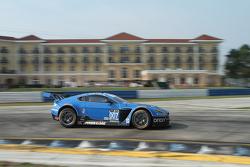 #007 TRG-AMR Aston Martin V12 Vantage: Brandon Davis, Christina Nielsen, James Davison
