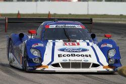 #01 Chip Ganassi Racing Ford/Riley: Scott Pruett, Joey Hand, Scott Dixon