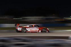 #31 Action Express Racing Corvette DP: Eric Curran, Dane Cameron, Max Papis