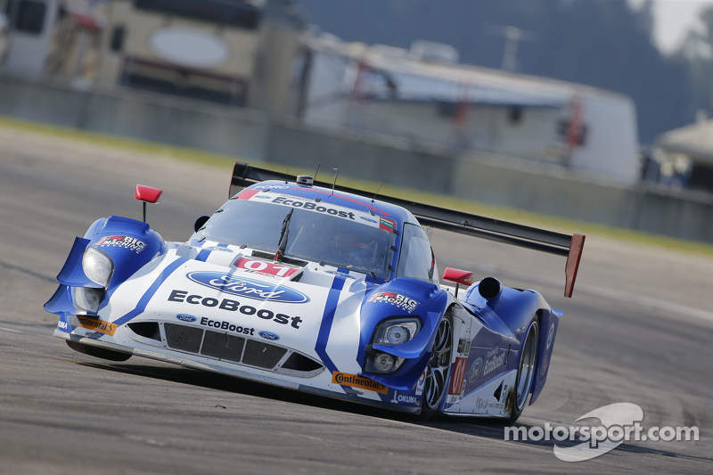 #01 Chip Ganassi Racing, Ford/Riley: Scott Pruett, Joey Hand, Scott Dixon