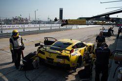 #3 Corvette Racing,雪佛兰Corvette C7.R: Jan Magnussen, Antonio Garcia, Ryan Briscoe