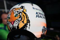 Tracy Krohn's helm