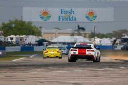 #80 Mantella Autosport, Camaro Z/28.R: Martin Barkey, Kyle Marcelli
