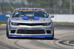 #9 Stevenson Motorsports, Camaro Z/28.R: Lawson Aschenbach, Matt Bell