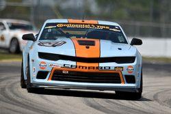 #8 Mantella Autosport, Camaro Z/28.R: Anthony Mantella, Mark Wilkins