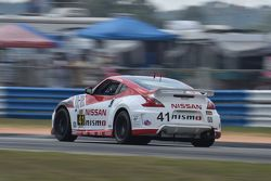 #41 Doran Racing, Nissan 370Z: Bryan Heitkotter, Nick McMillen