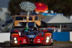 #38 Performance Tech Motorsports, Oreca FLM09: James French, Jerome Mee, Conor Daly