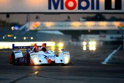 #54 CORE autosport Oreca FLM09: Jon Bennett, Colin Braun, James Gue