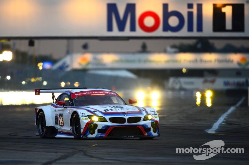 2013 BMW Z4 GTLM