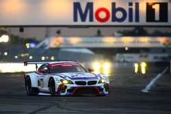 #25 BMW Team RLL BMW Z4 GTE: Билл Оберлен, Аугусту Фарфус, Дирк Вернер