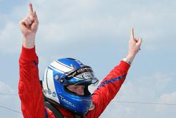 Race winner Robin Liddell, Stevenson Motorsports