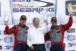 الفائزون بالسباق، روبن ليدل، وأندرو دافيس، ستيفنسون موتورسبورتس