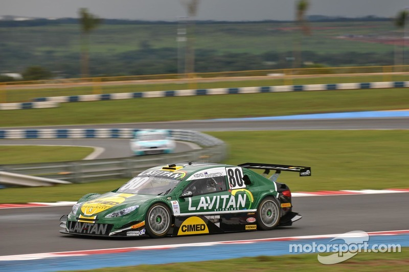 #80 Voxx Racing Team,标致: Marcos Gomes, Mark Winterbottom